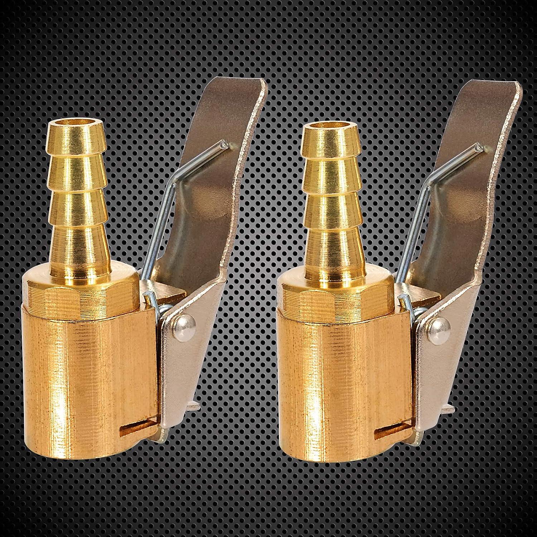 "G1//4/""Thread Automotive Car Tire Air Chuck Inflator Air compressor Tool 140mm"