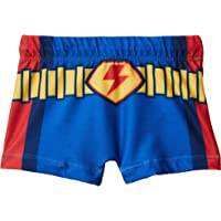 Shorts de Praia Super Herói Toddler, TipTop