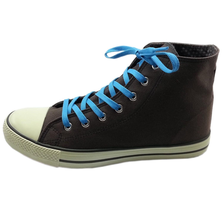 f84712a77 King   Clown Cordones zapatillas planos de algodón estilo casual (Converse