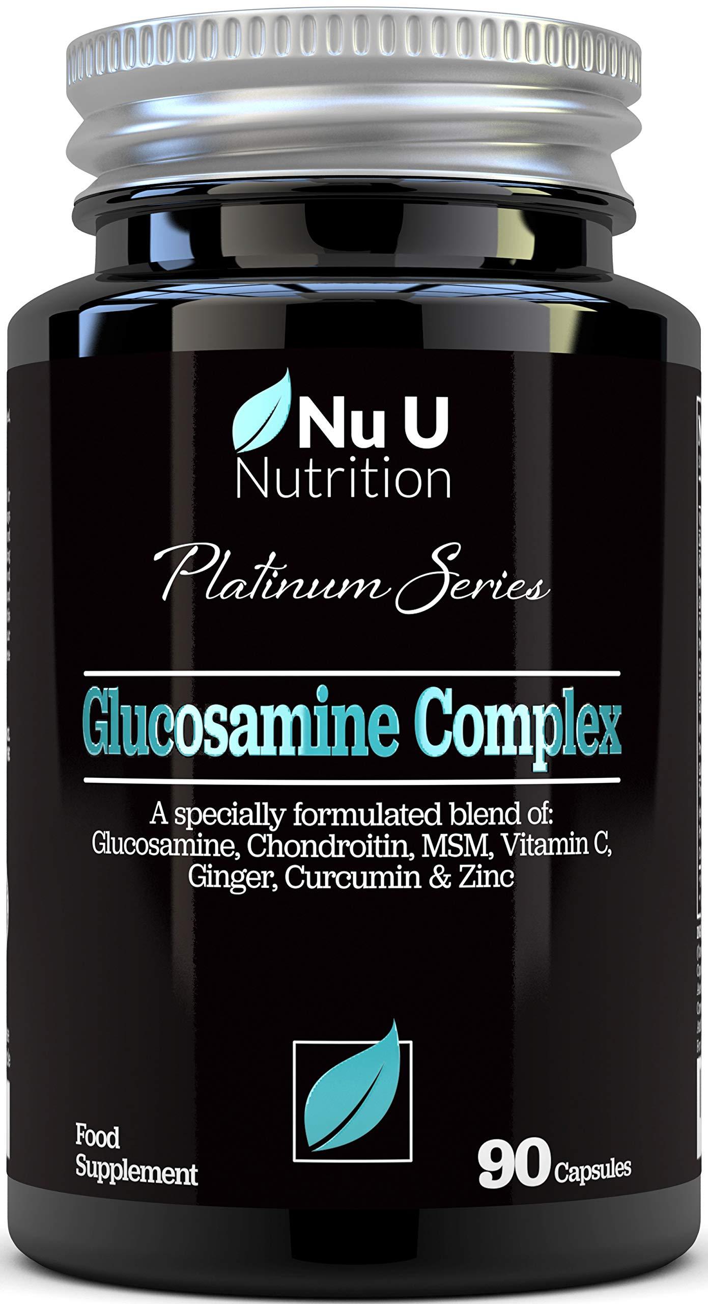 Am besten bewertet in Chondroitin & Glukosamine