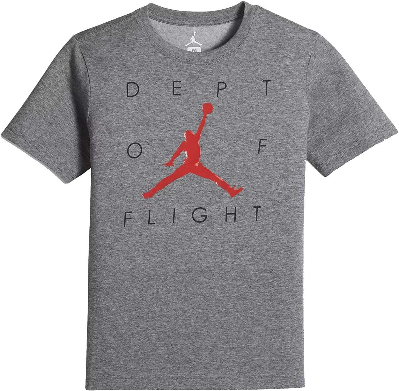 T-Shirt Boys NIKE Air Jordan Dry 7 Big Kids