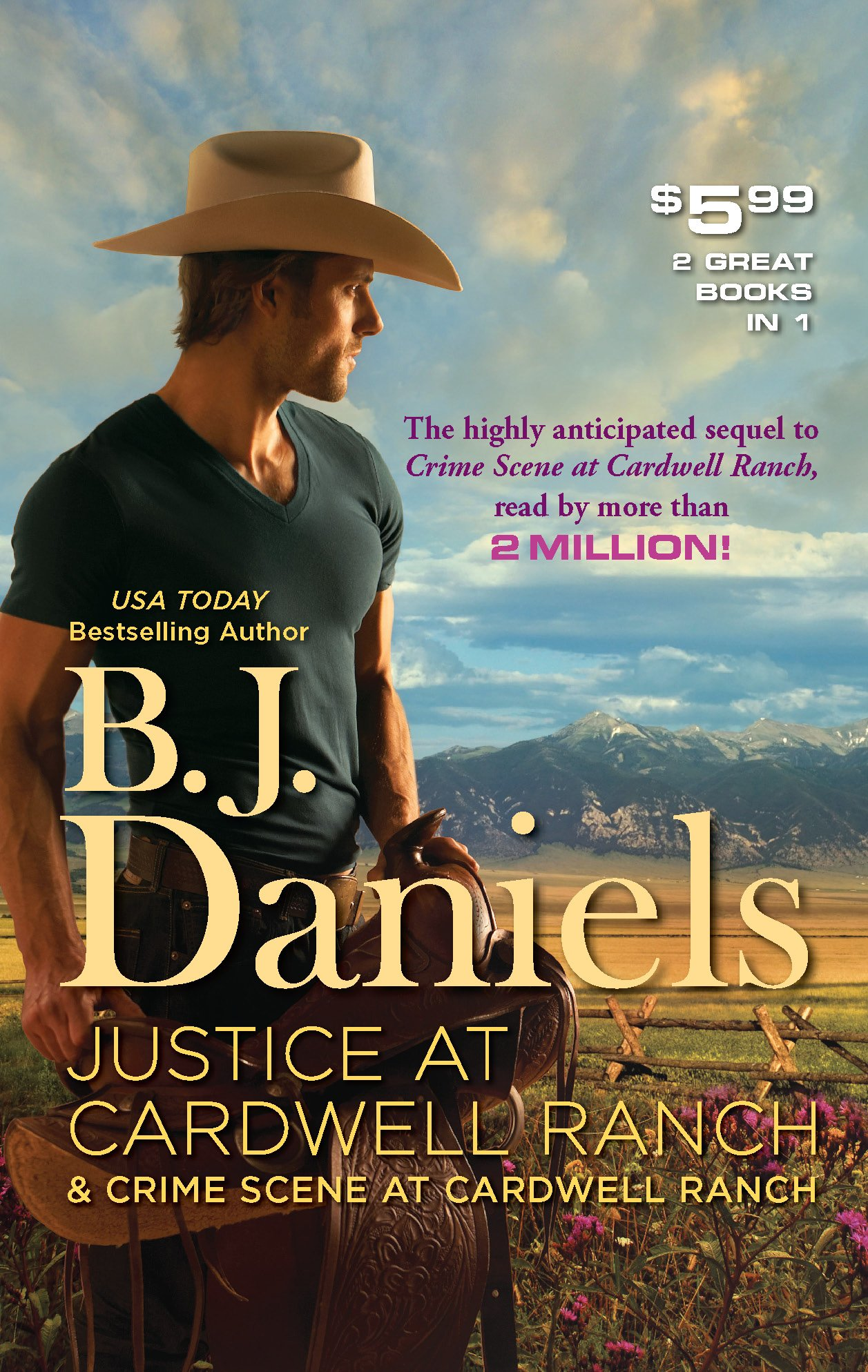 Download Justice at Cardwell Ranch & Crime Scene at Cardwell Ranch pdf
