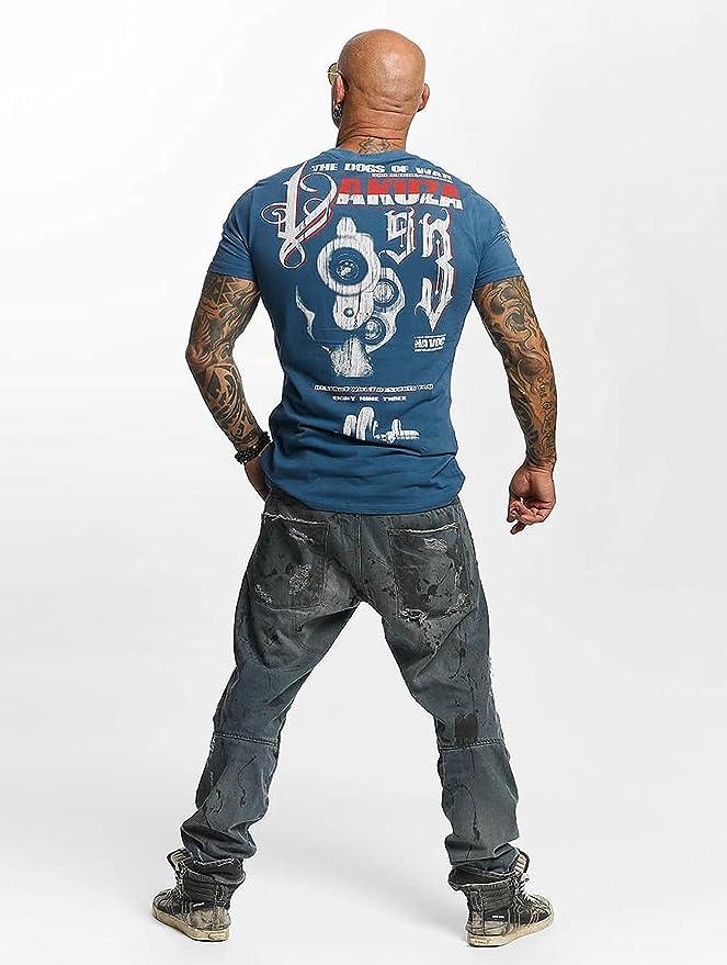 Yakuza Hombres Ropa Superior/Camiseta Havoc: Amazon.es: Ropa y accesorios
