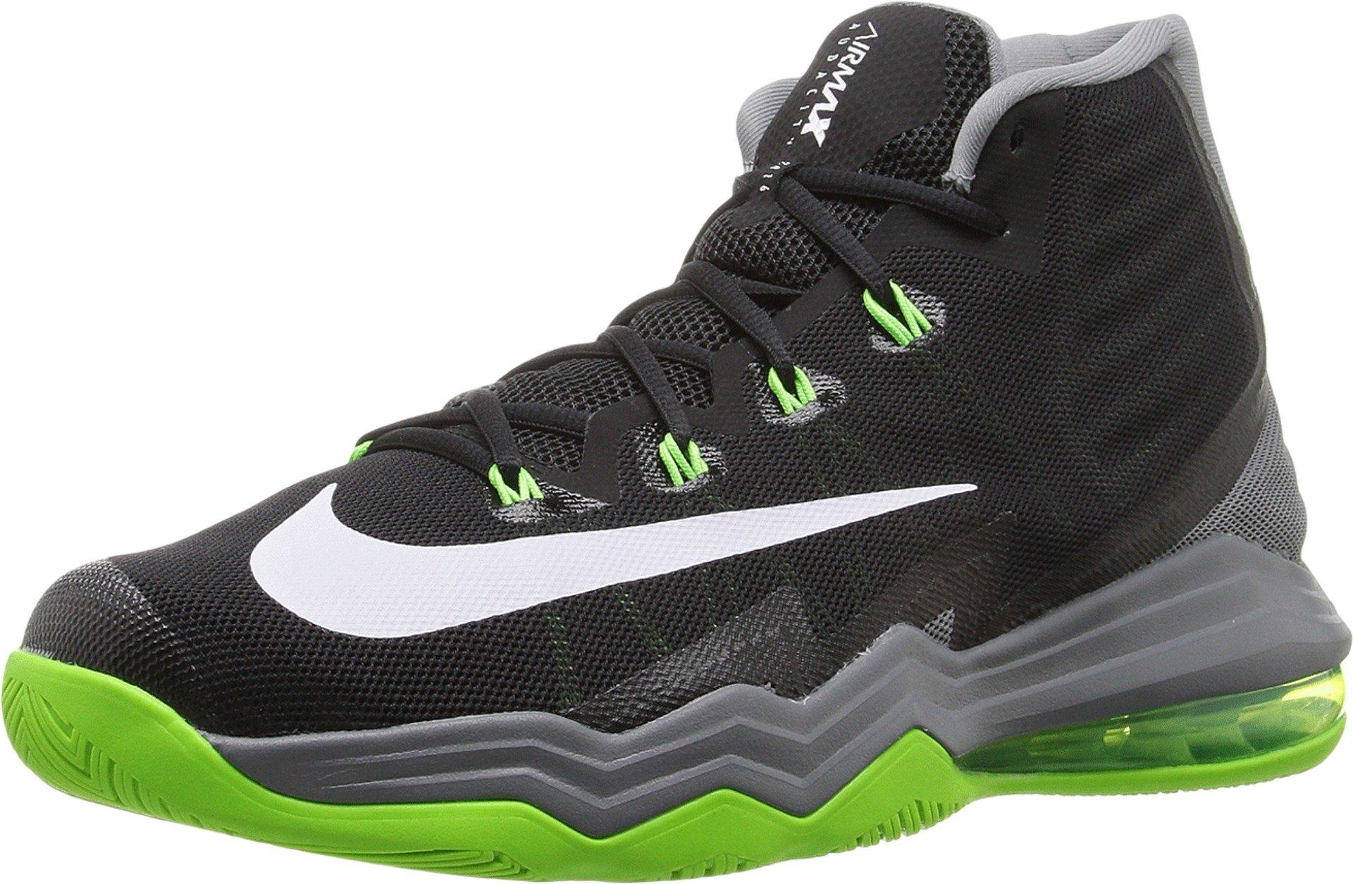 Galleon Nike Air Max Audacity 2016 Men's Shoes BlackWhite