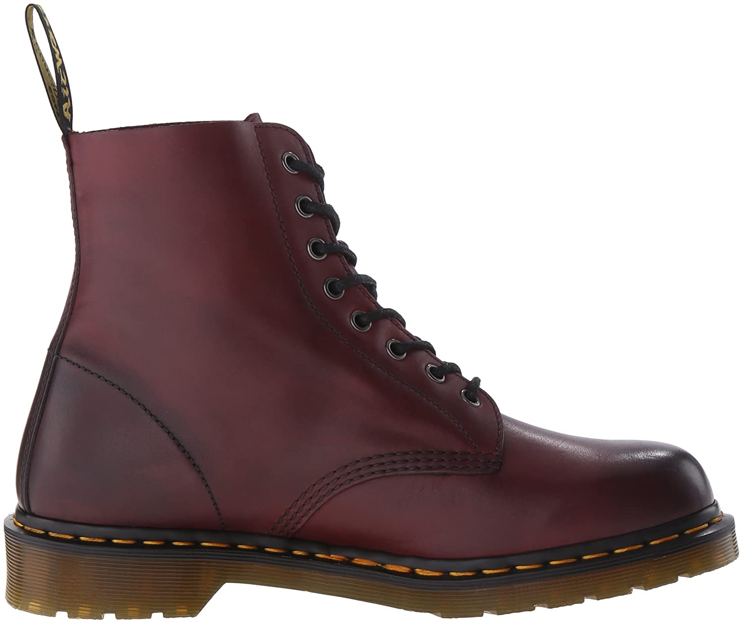 Dr. Combat Martens Women's Pascal Leather Combat Dr. Boot B00IJNKS7A 7 M US|Cherry Red Virginia Leather 71ee88