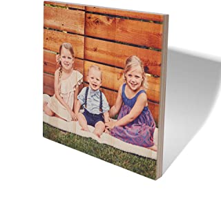 product image for 10.5x10.5 Custom Planked Wood Print