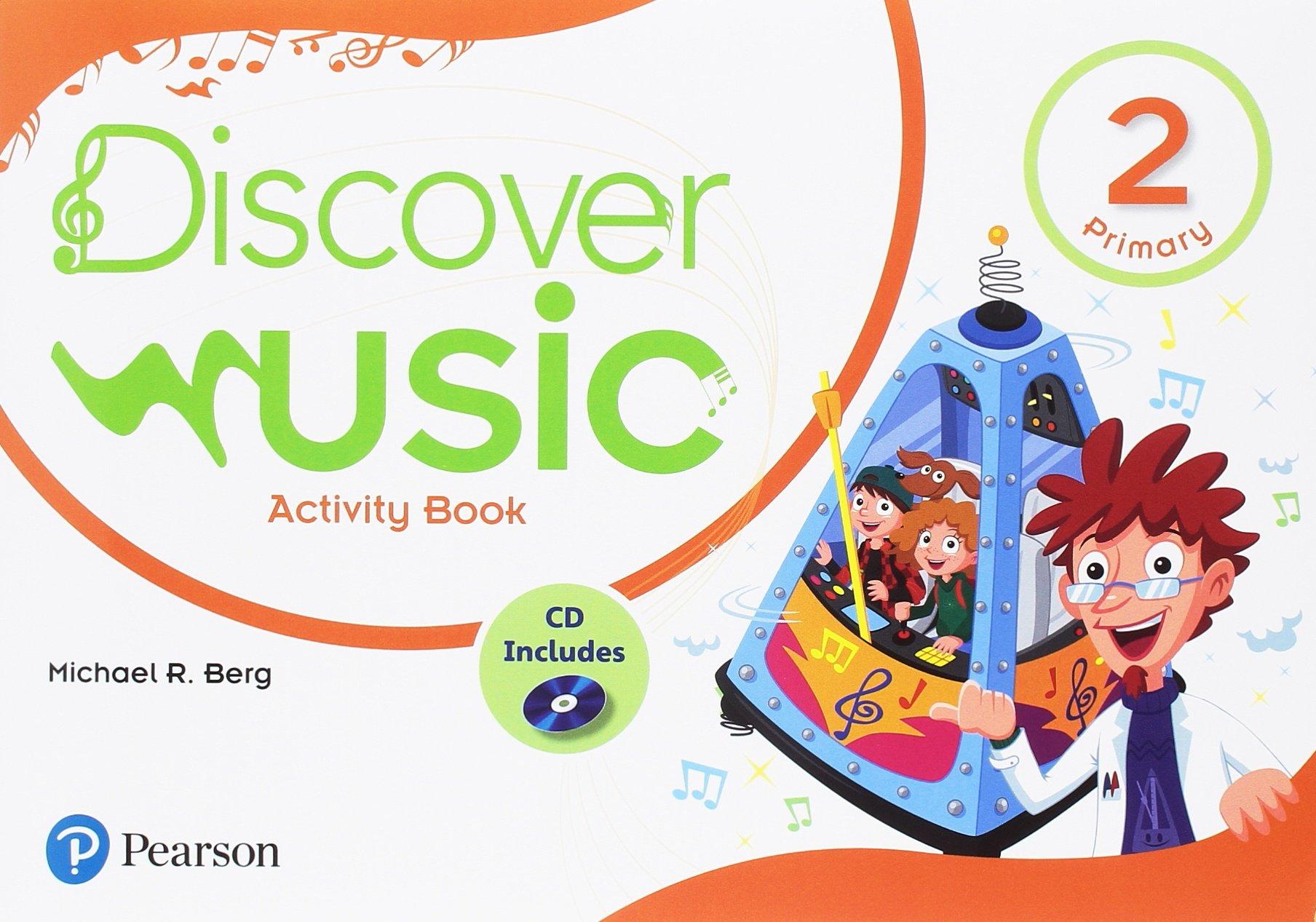 DISCOVER MUSIC 2 AB PACK: Amazon.es: Berg, Michael R.: Libros