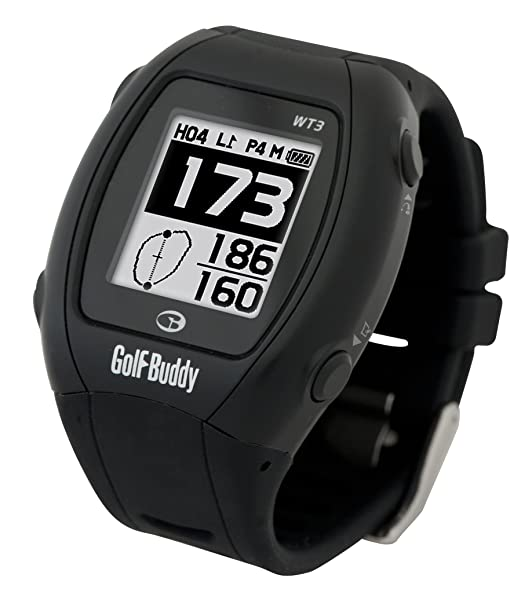 GolfBuddy GB-WT3 Golf GPS/Rangefinder