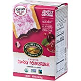 Nature's Path Organic Toaster Pastries, Frosted Cherry Pomegranate, 6 Count