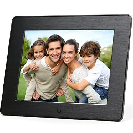 Amazon Micca 8 Inch Digital Photo Frame With High Resolution