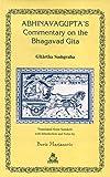 """Abhinavagupta's Commentary on the """"Bhagavad-Gita"""""""