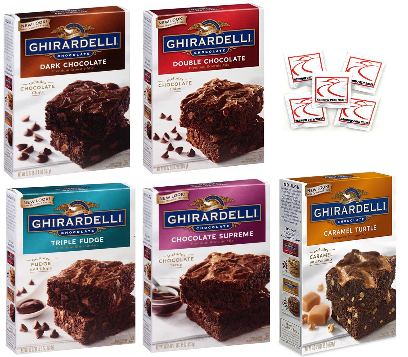 Ghirardelli Double Chocolate Cake Mix Instructions