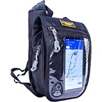 Guardian Gears Wolverine Motorcycle Universal Tank Bag/Pouch with Waterproof Cover