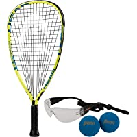 Head MX huracán racquetball Pack
