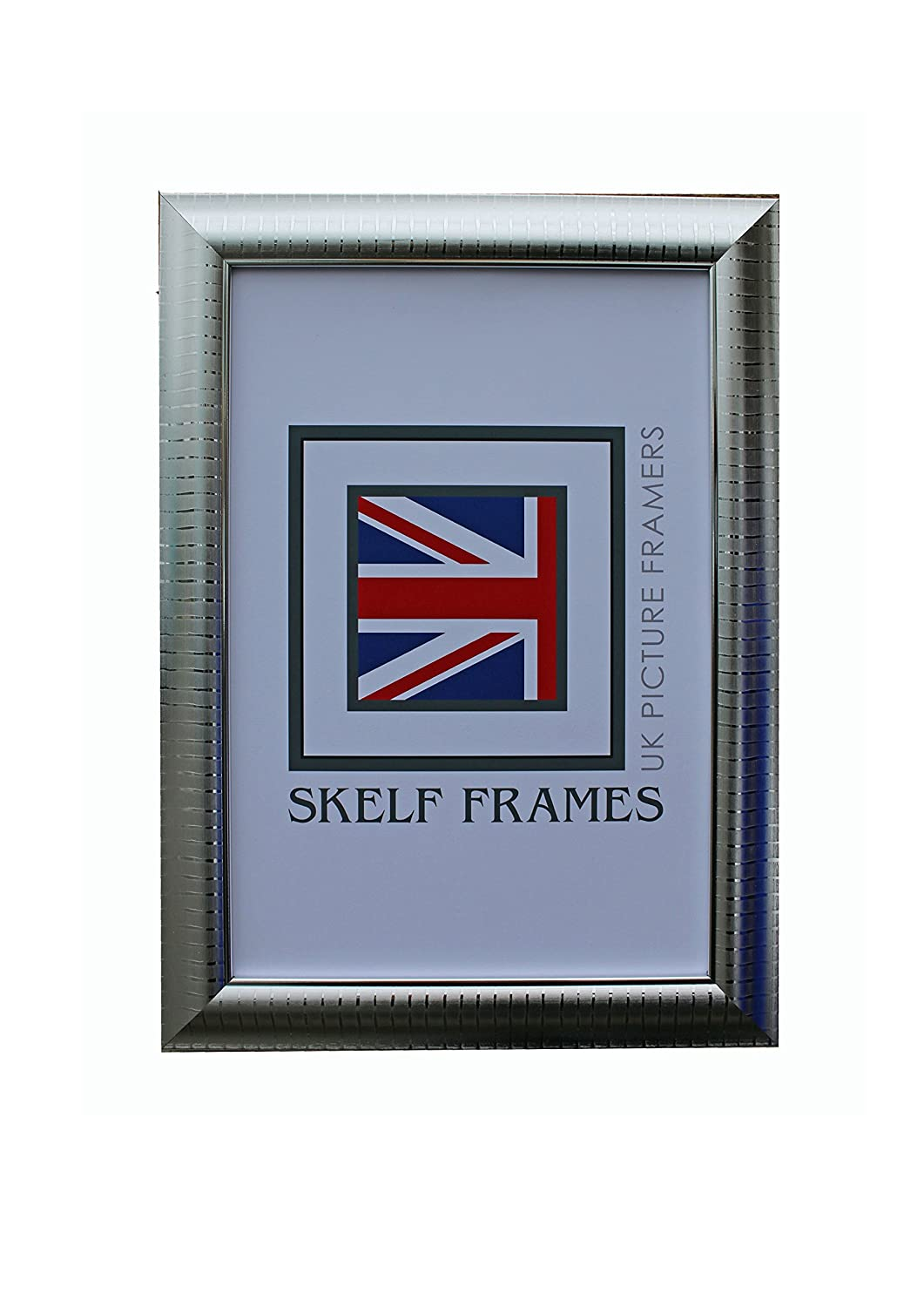 A4 PICTURE PHOTO CERTIFICATE FRAME WITH GLASS (Walut) Skelf Frames Ltd