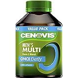 Cenovis Men's Multi Vitamins & Minerals, Once Daily - 100 Capsules