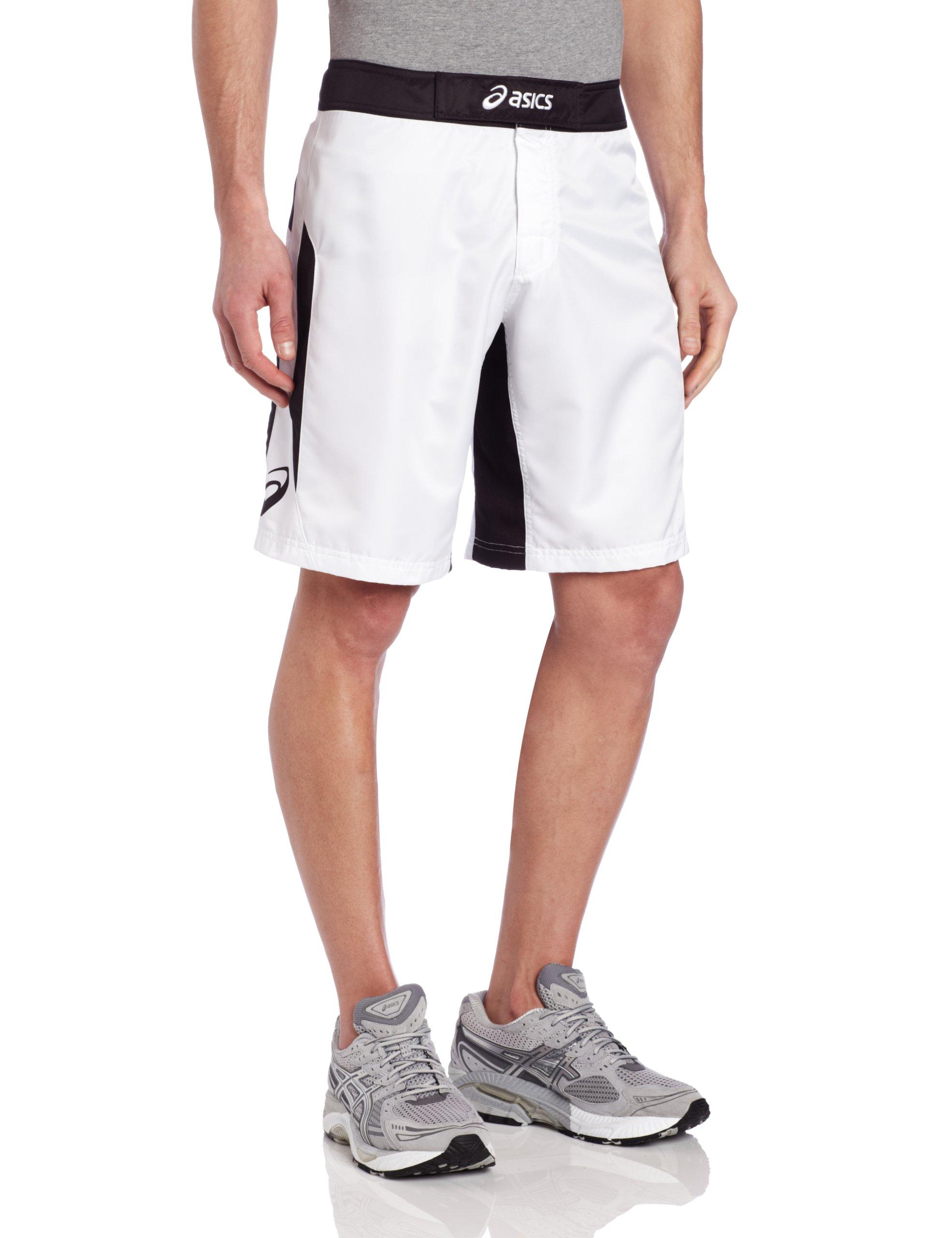 Asics Men's Razor Short, White/Black, 32