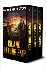 Island Refuge EMP: The Complete Series Kindle Edition