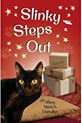 Slinky Steps Out (Cats in the Mirror Book 4) Kindle Edition