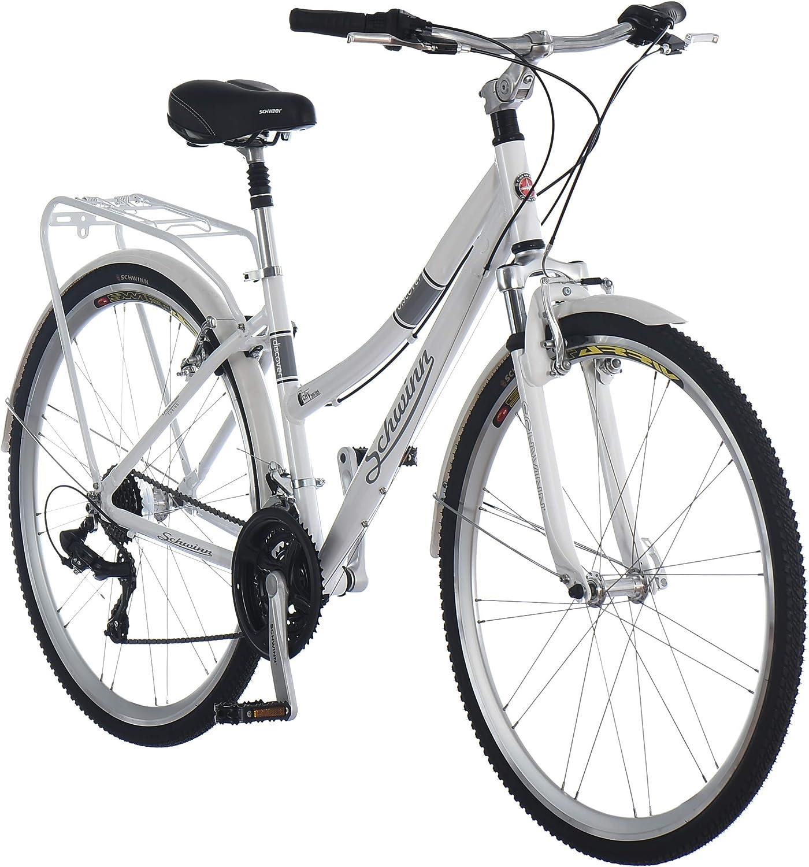Schwinn Discover Hybrid Bike for Men and Women