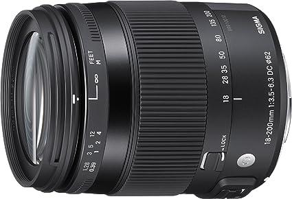 Sigma 18 200mm F3 5 6 3 Dc Macro Os Hsm Contemporary Kamera