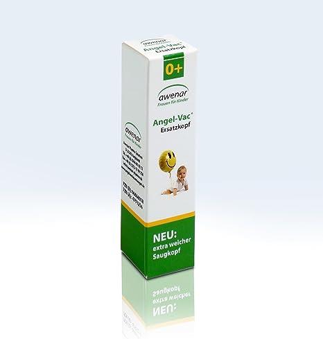 Cabezal de repuesto para aspirador nasal Angel-Vac: Amazon.es: Bebé