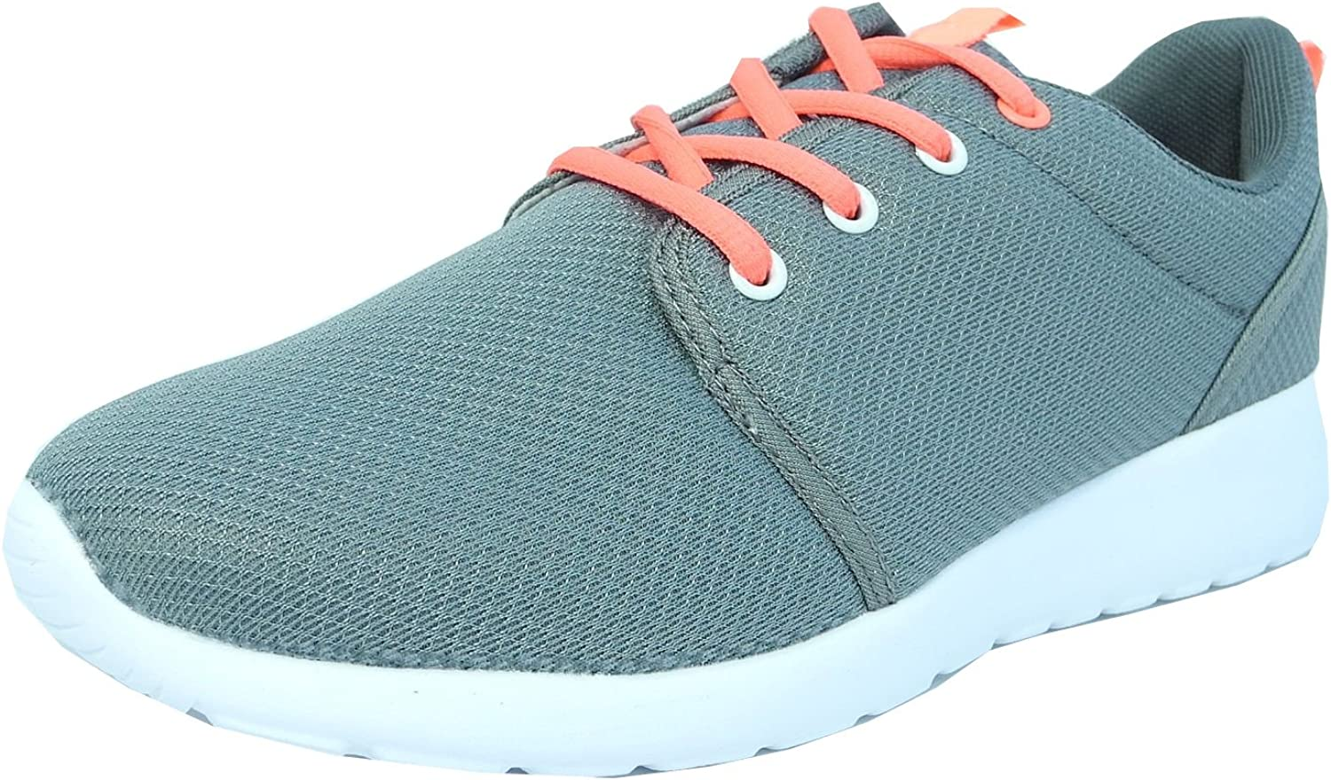 Womens Ladies Lightweight Shoes Lace Up