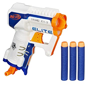 Nerf lovers, consider this your PSA. And if you need a few suggestions for  Nerf weaponry worth picking up, below are some suggestions: