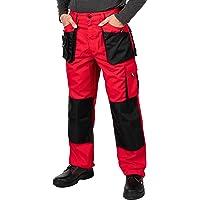 Pantalones de Trabajo para Hombre, Pantalon de Seguridad, Pantalones de Proteccion, Ropa Hombre, Bolsillos Multiusos, S…