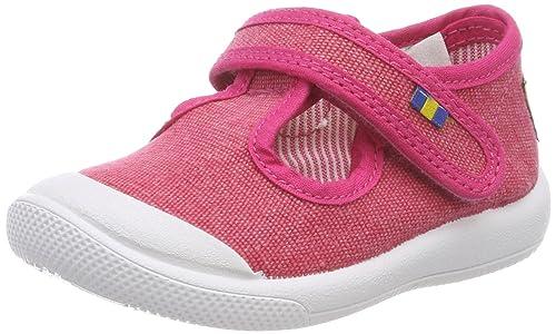 Kavat Mölnlycke, Alpargatas Bebé-para Niñas, Rosa (Cerise 960), 20 EU: Amazon.es: Zapatos y complementos