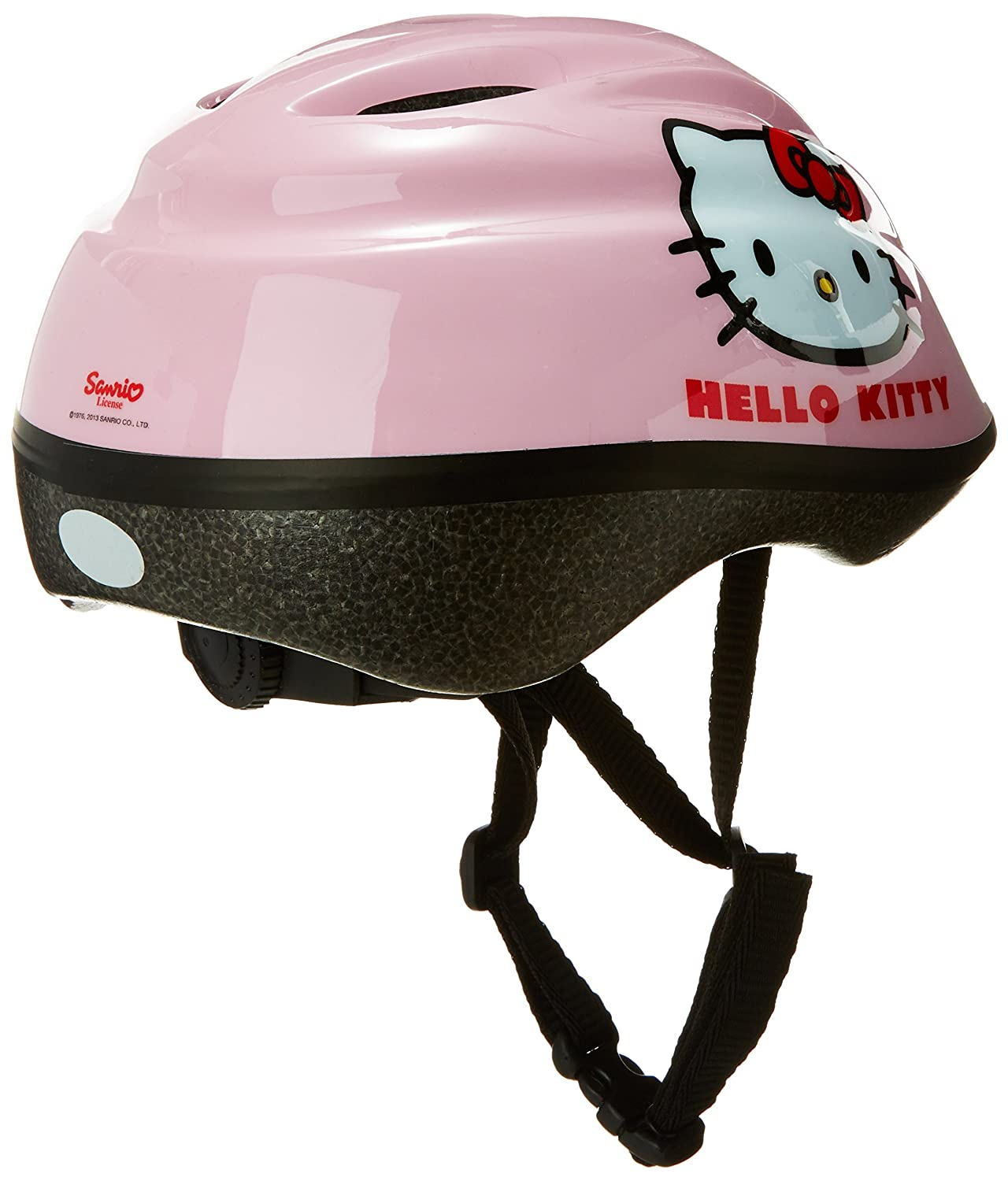 Hello Kitty 802085 - Casco infantil para bicicleta, Color rosa, Talla M (46-53 cm): Amazon.es: Deportes y aire libre
