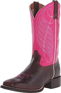 Amazon.com | Ariat Women&39s Round Up Ryder Western Cowboy Boot
