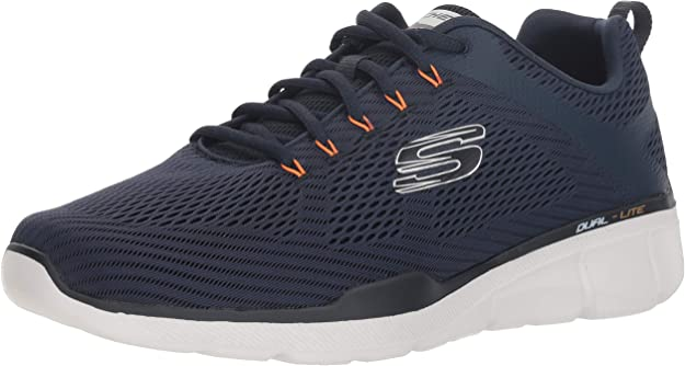 SKECHERS, EQUALIZER 3.0 BERNARE Sneakers Low, schwarz