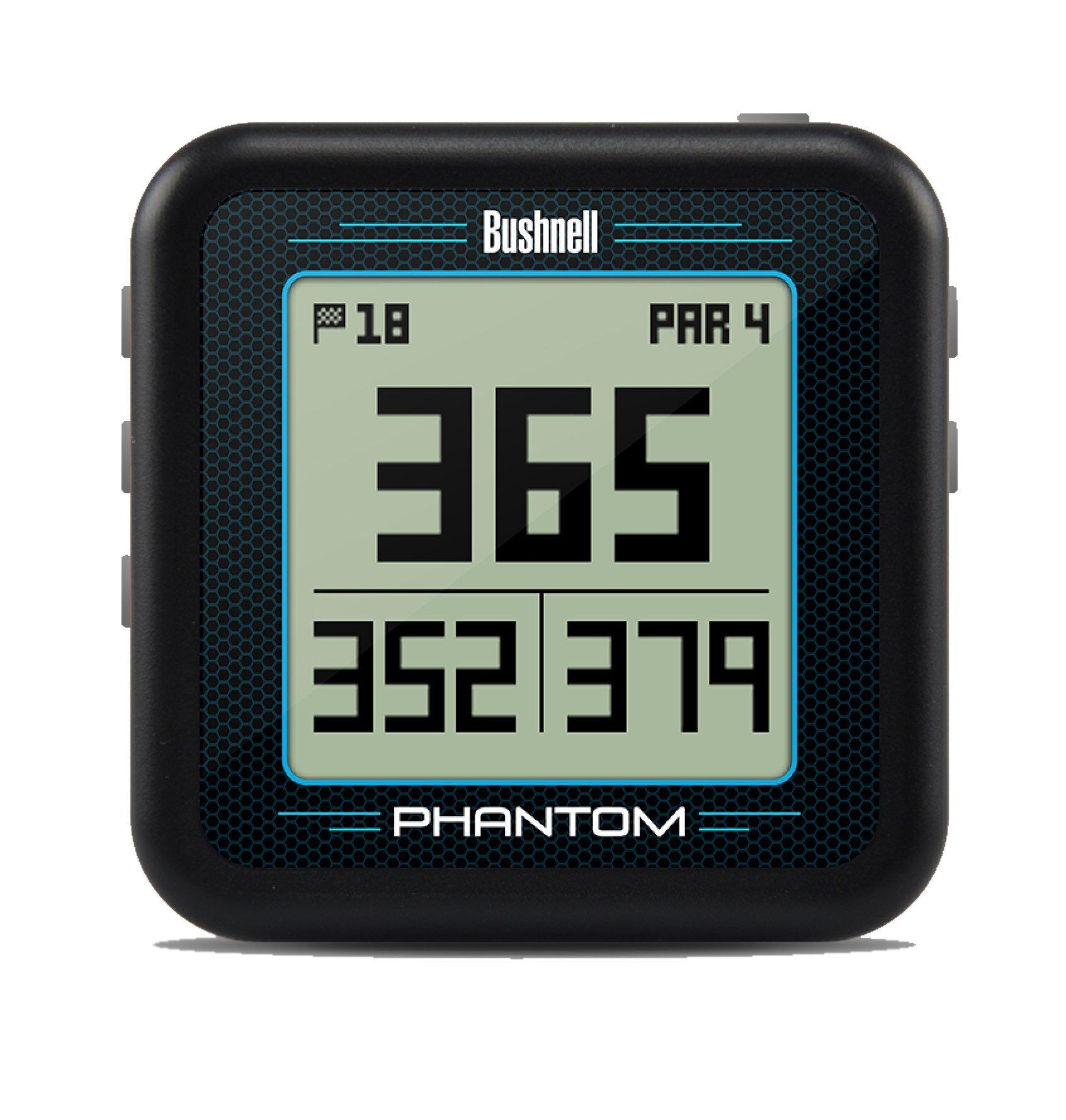 Bushnell Phantom Golf GPS, Black by Bushnell