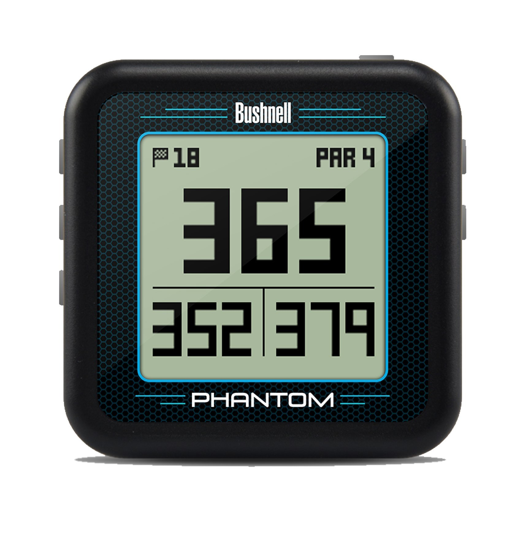 Bushnell 368820 Phantom Golf GPS Rangefinder, Black