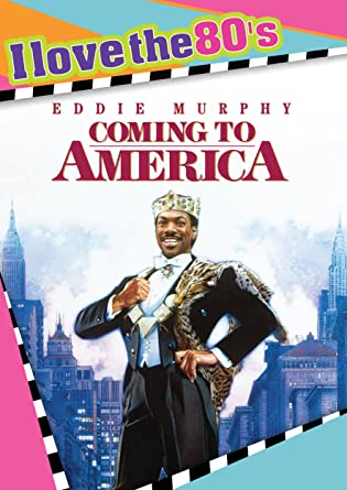 Coming to America [Reino Unido] [DVD]