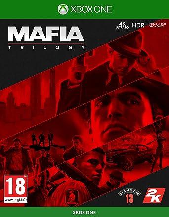 Mafia Trilogy Xbox One At Pegi Games