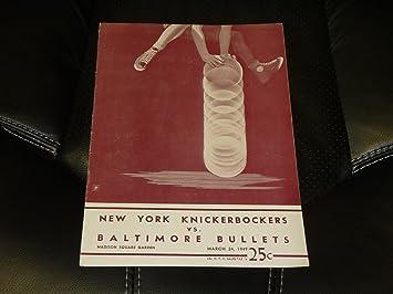 1948 1949 BAA BASKETBALL PLAYO...