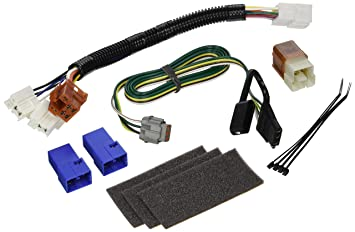 816OE w8t9L._SX355_ amazon com draw tite 118525 t one connector for nissan frontier wiring harness 118269 at crackthecode.co