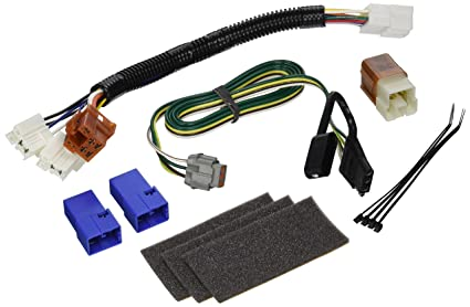 816OE w8t9L._SX425_ amazon com draw tite 118525 t one connector for nissan frontier  at arjmand.co