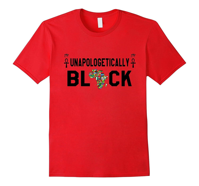 Kemetic Afrocentric Black Melanin Apparel T-Shirt African-CL