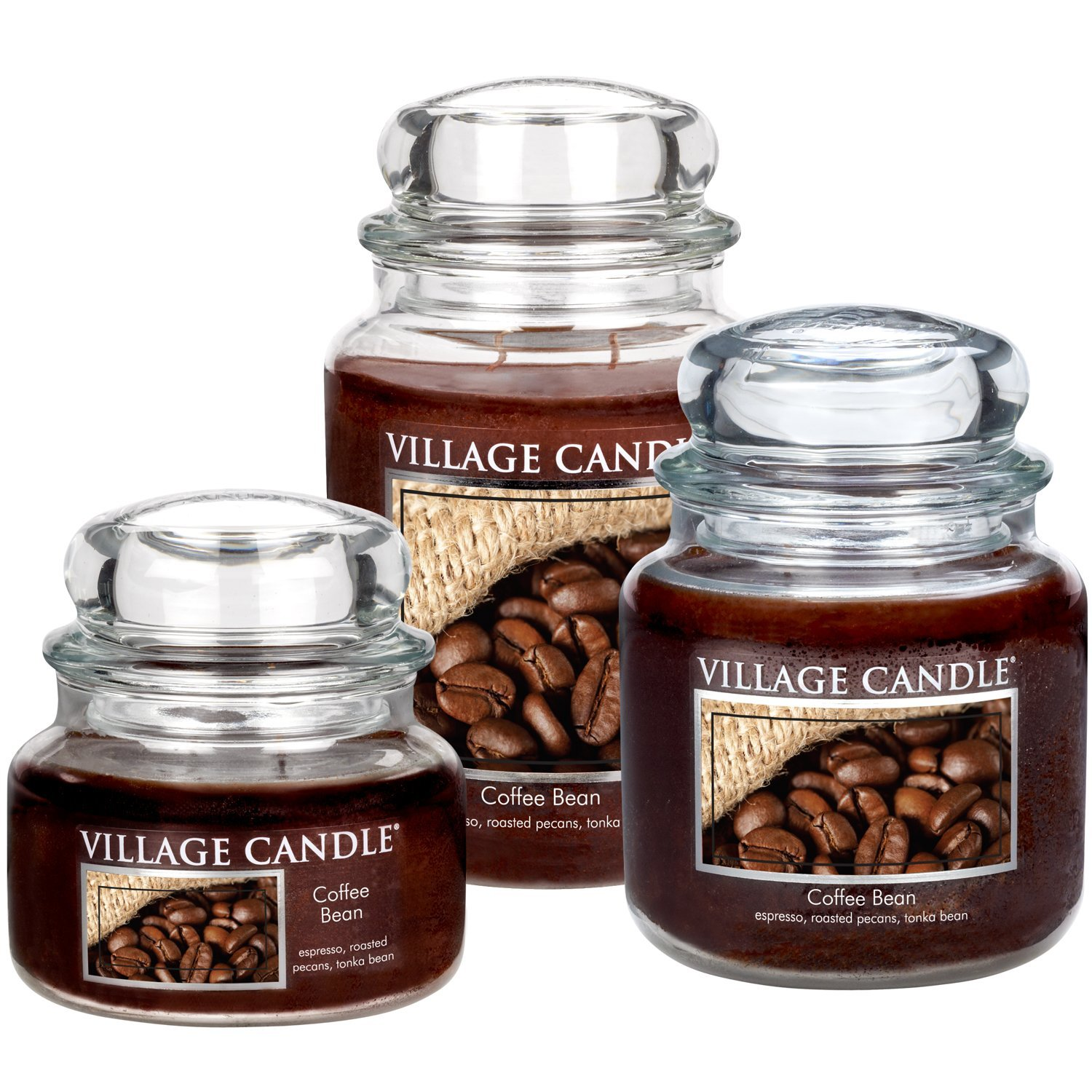 Coffee Scented Candle Gift