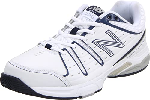 New Balance Mc656Wn - Zapatillas de tenis, color Navy/White/Blue, talla