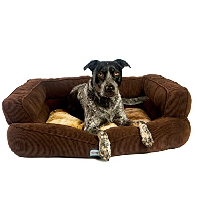 R2P Group Simmons Beautyrest Colossal Rest Premium Dog Bed