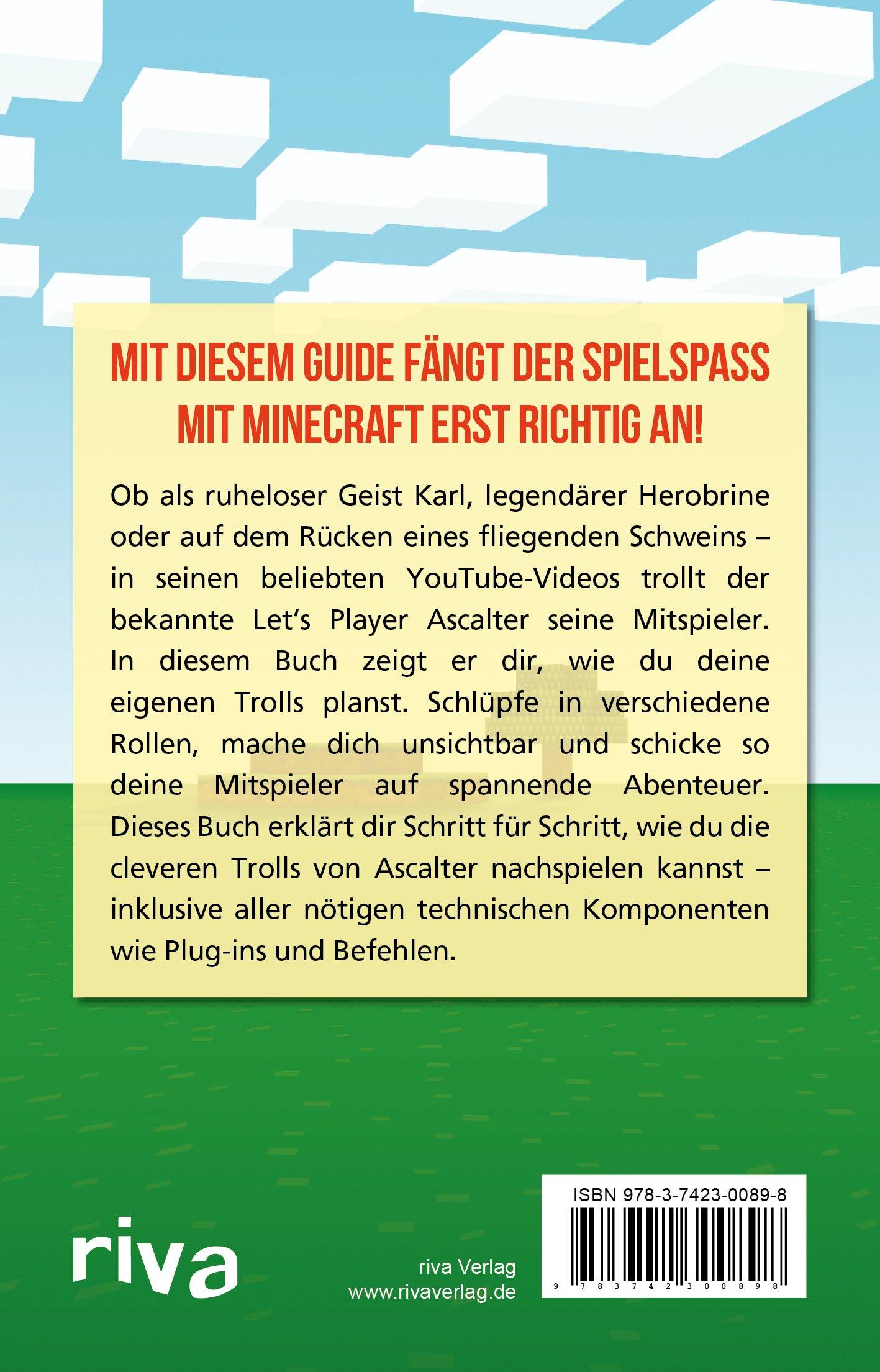 Mein Trolling-Guide für Minecraft: 30 clevere Möglichkeiten, deine ...