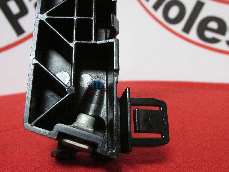 Amazon.com: DODGE CHALLENGER Left And Right Front Bumper Support Brackets NEW OEM MOPAR: Automotive