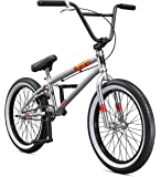 Mongoose Legion L100 Boy's Freestyle BMX Bike, 20-Inch Wheels