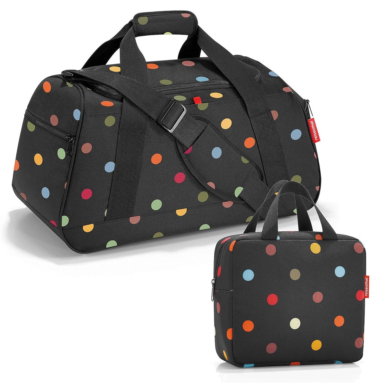 reisenthel Exklusiv-Set: activitybag Sporttasche Plus Gratis reisenthel foodbox ISO S Kühltasche - Dots reisenthel Accessoires