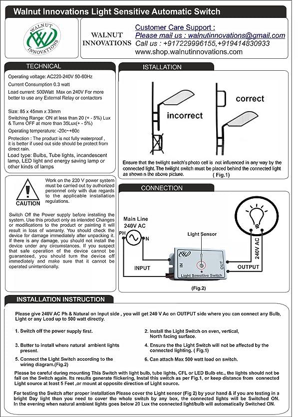 Terrific Sensor Switch Wiring Diagram Images - Wiring schematic ...