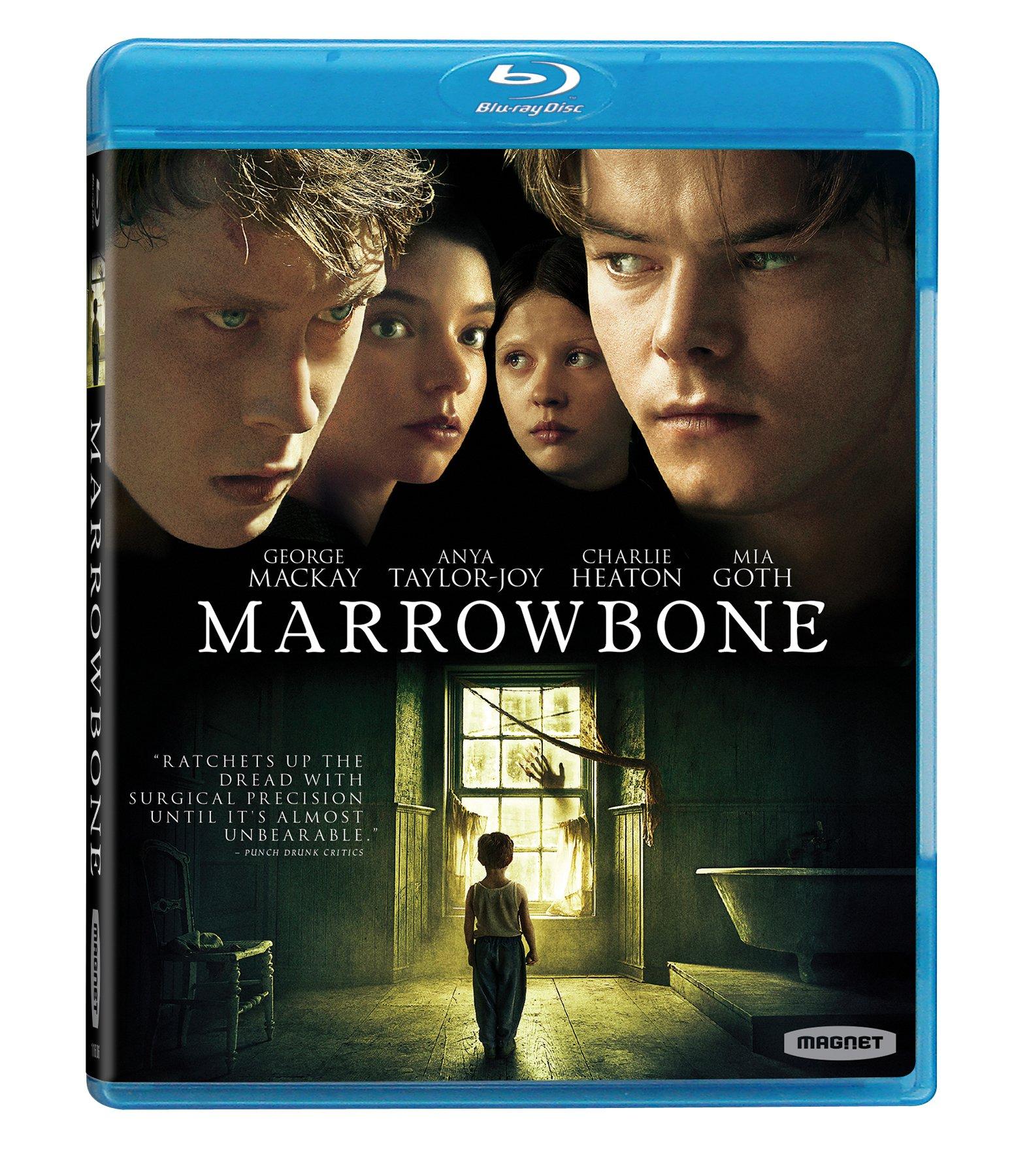 Blu-ray : Marrowbone (Blu-ray)